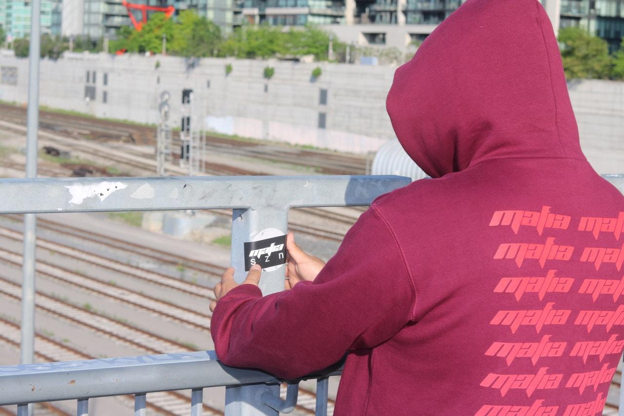 Yeezy Mafia MAFIA SZN Merch Video The Weeknd Toronto Rogers Centre Tank Police Patrol Car