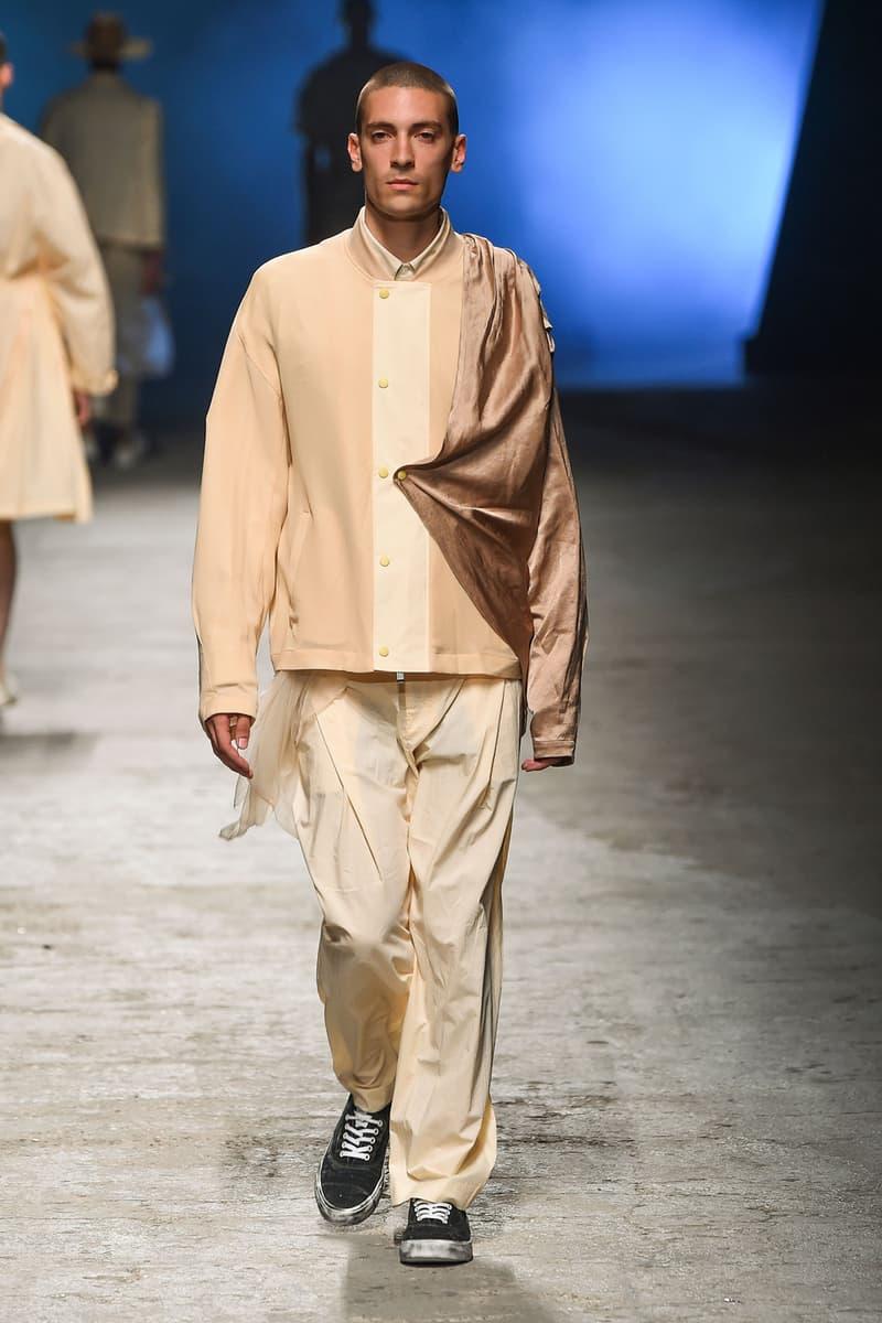 Yoshio Kubo 2018 Spring Summer Pitti Immagine Uomo 92