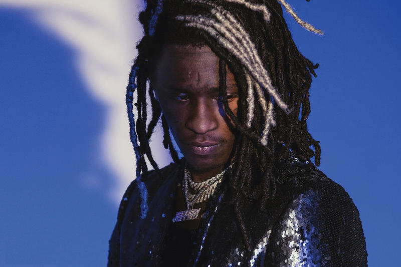 Young Thug EBBTG Cover Tracklist