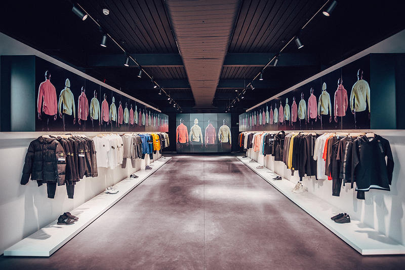 36cbbff83 18montrose Has Unveiled Its Futuristic-Looking London Store