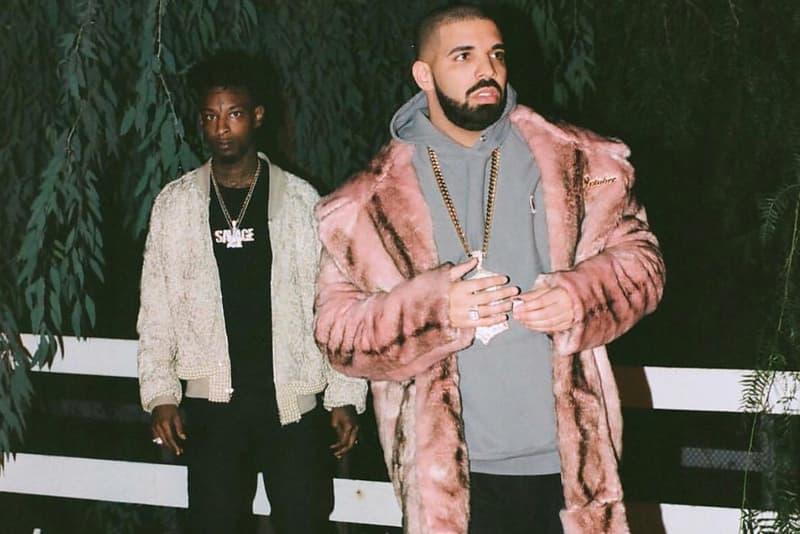 21 Savage Issa Drake Young Thug No Release