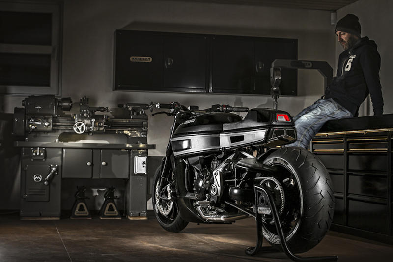 Ducati x Fred Krugger XDiavel 'Thiverval'