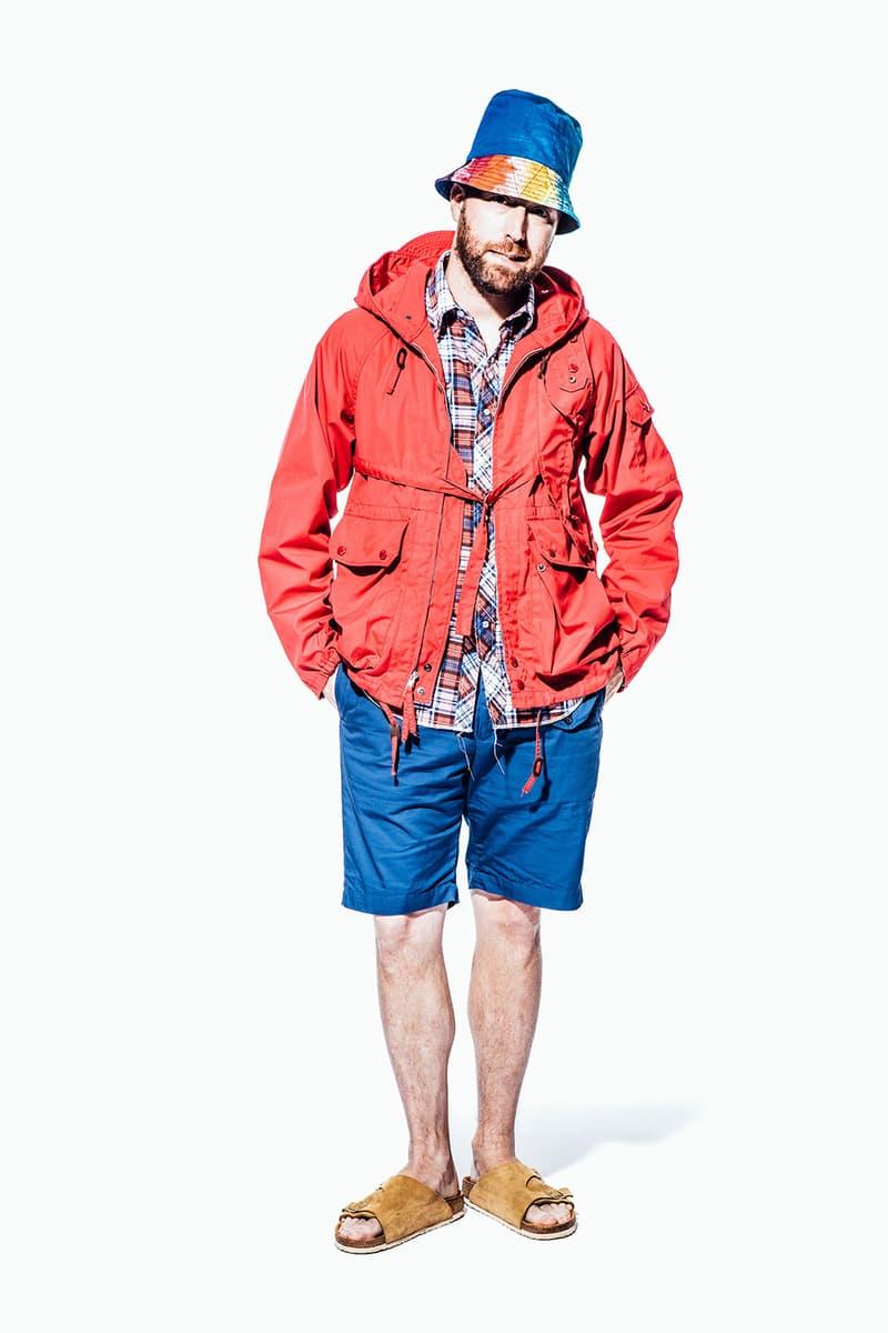 Engineered Garments Spring/Summer 2018