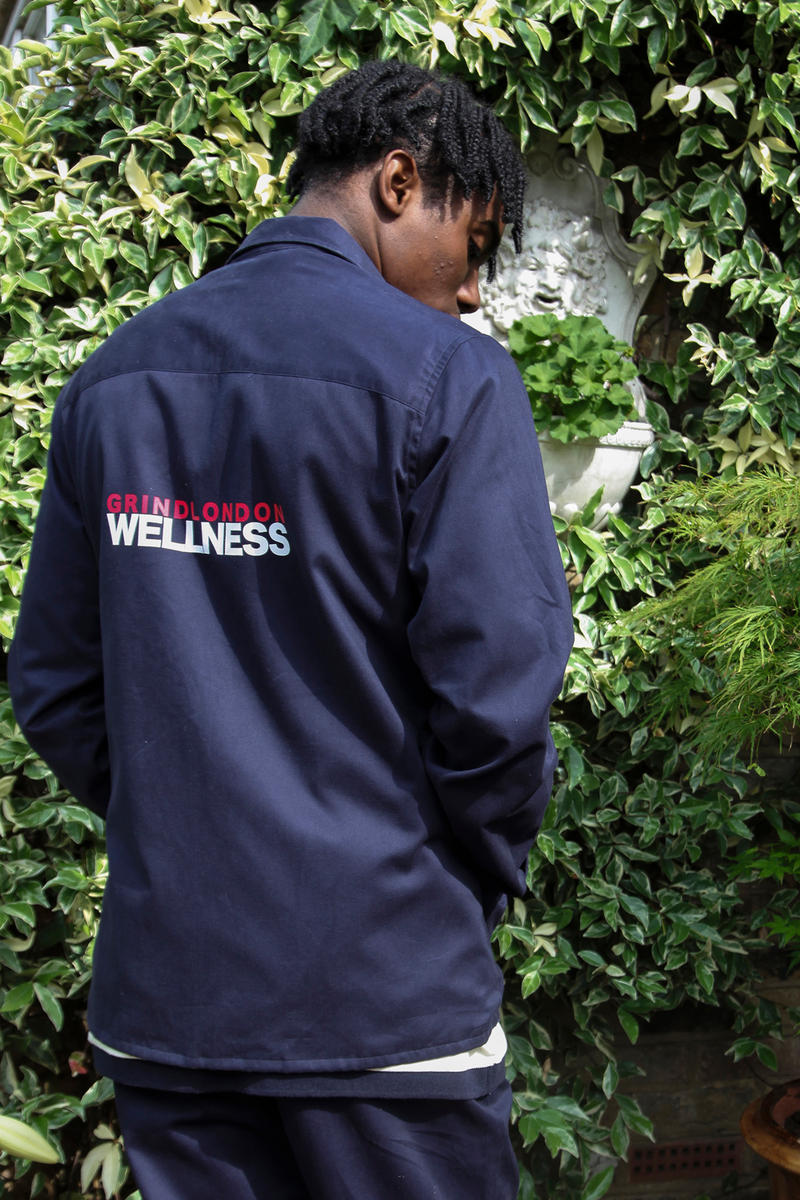 Grind London 2018 Spring/Summer Wellness Lookbook