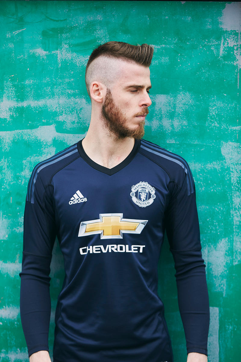 Manchester United Unveils 2017/18 Home Jersey | HYPEBEAST