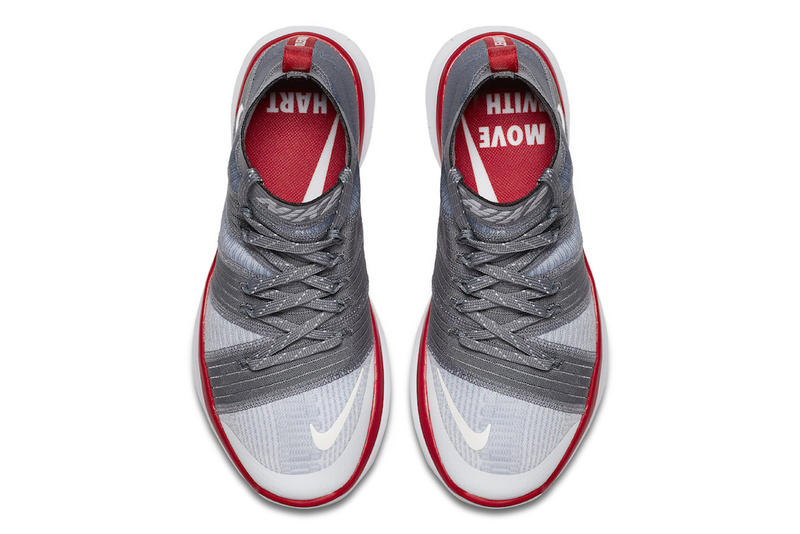 the latest 4befe 66843 Nike Free Train Virtue Hustle Hart Day Kevin Hart Signature Shoe