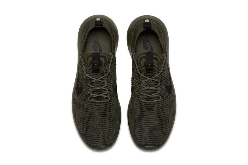 Nike Roshe Flyknit Two V2 Camo