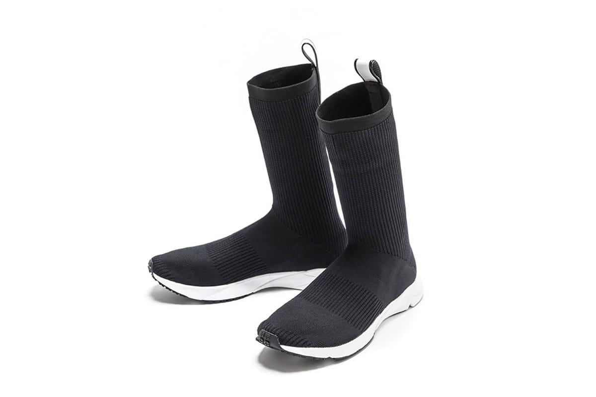 Reebok Introduces Its Sock Runner