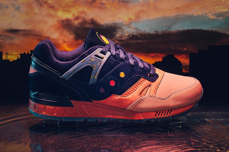 Saucony Select Grid SD Summer Nights