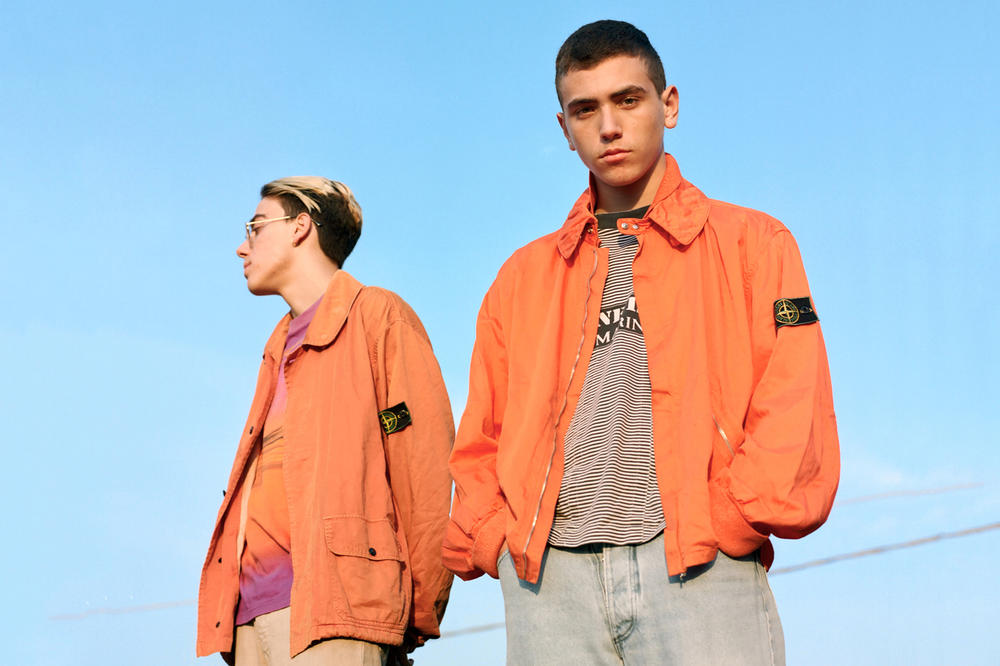 Too Hot Limited Stone Island