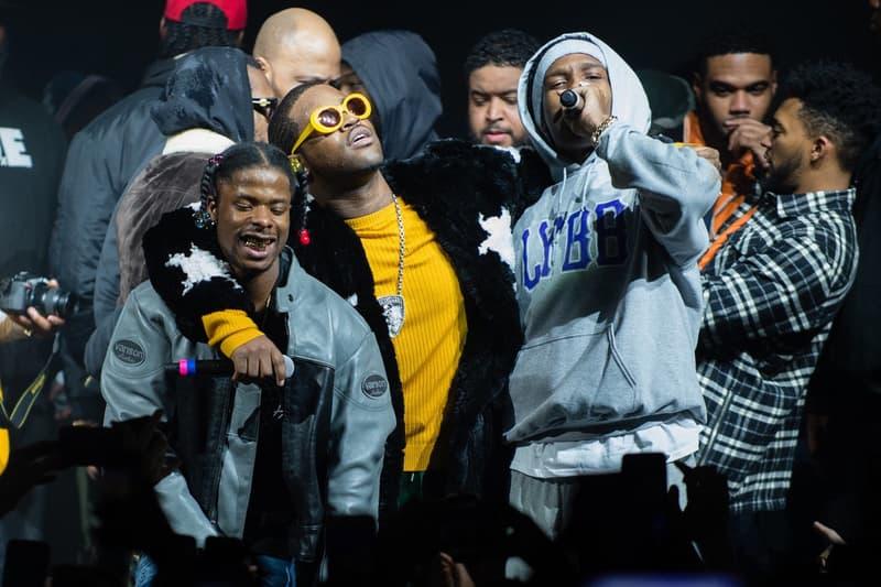 ASAP Mob Too Cozy Tour ASAP Rocky ASAP Ferg ASAP Nast Playboi Carti