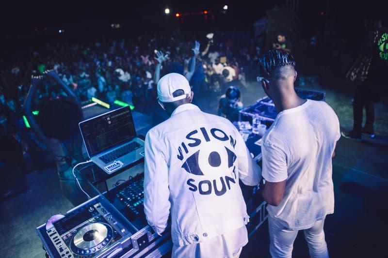 Ape Drums & Silent Addy's 'VISION SOUND' EP Dancehall EDM