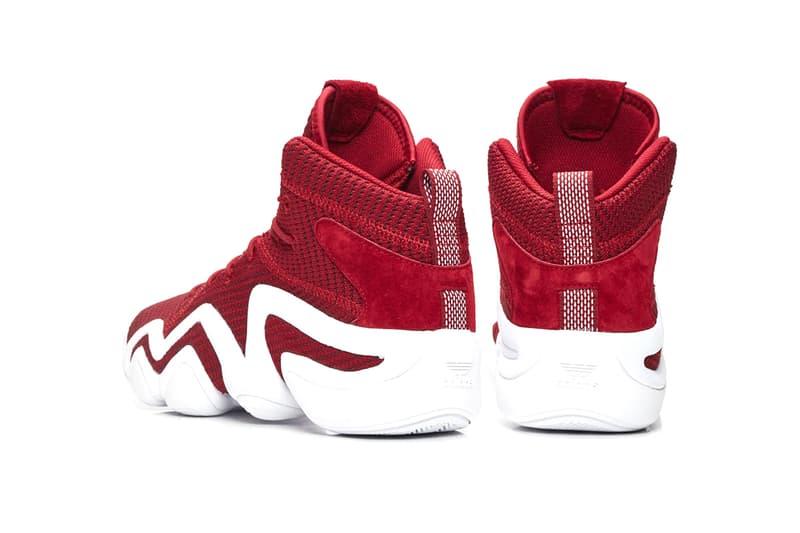 adidas Crazy 8 Primeknit ADV Collegiate Burgundy Kobe Bryant