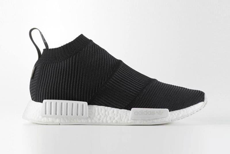 adidas Originals NMD City Sock GORE-TEX Black Colorway