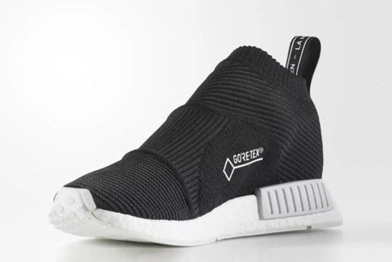 133328bb8 adidas Originals NMD City Sock GORE-TEX Black Colorway