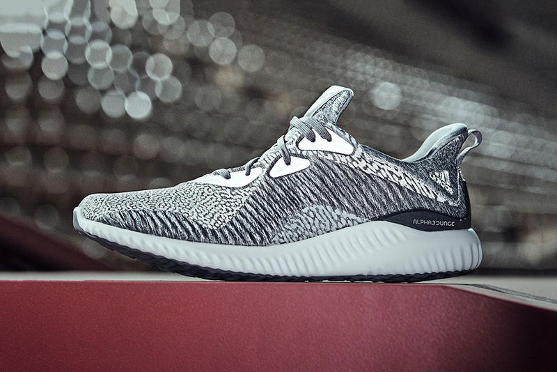 adidas AlphaBOUNCE Reflective Pack Black Silver Tan