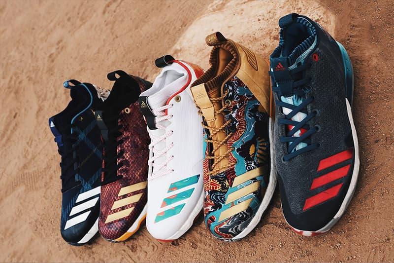 adidas Baseball Icon 3 Cleat