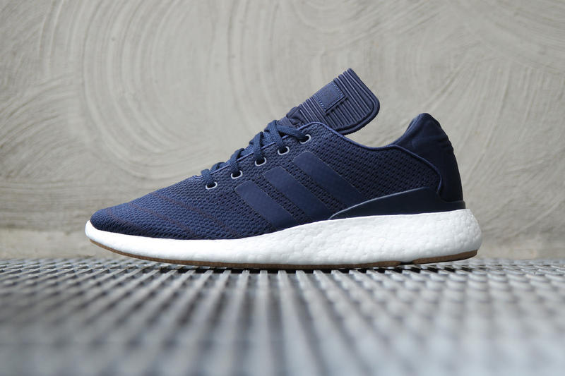 4af2a1df2d445 adidas Busenitz Pure Boost PK Collegiate Navy Primeknit Dennis Sneakers  Footwear Shoes 2017 July skateboarding skate
