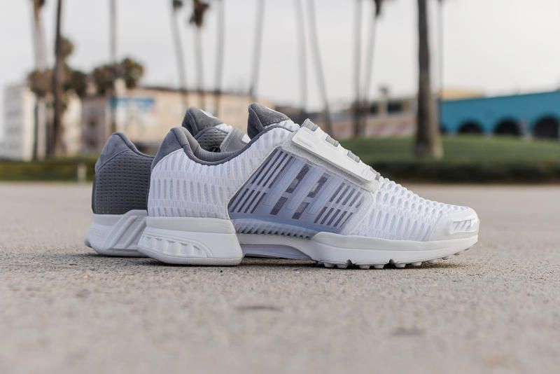 adidas ClimaCool 1 Los Angeles Sneakers Shoes Footwear White Grey 2017 August 1 Release Date Info