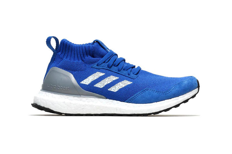 adidas Consortium UltraBOOST Mid Run Thru Time Blue White July 2017 Release Date Info
