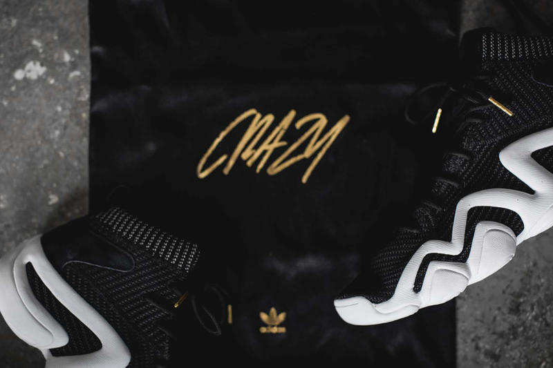 adidas Crazy 8 ADV black sneakers
