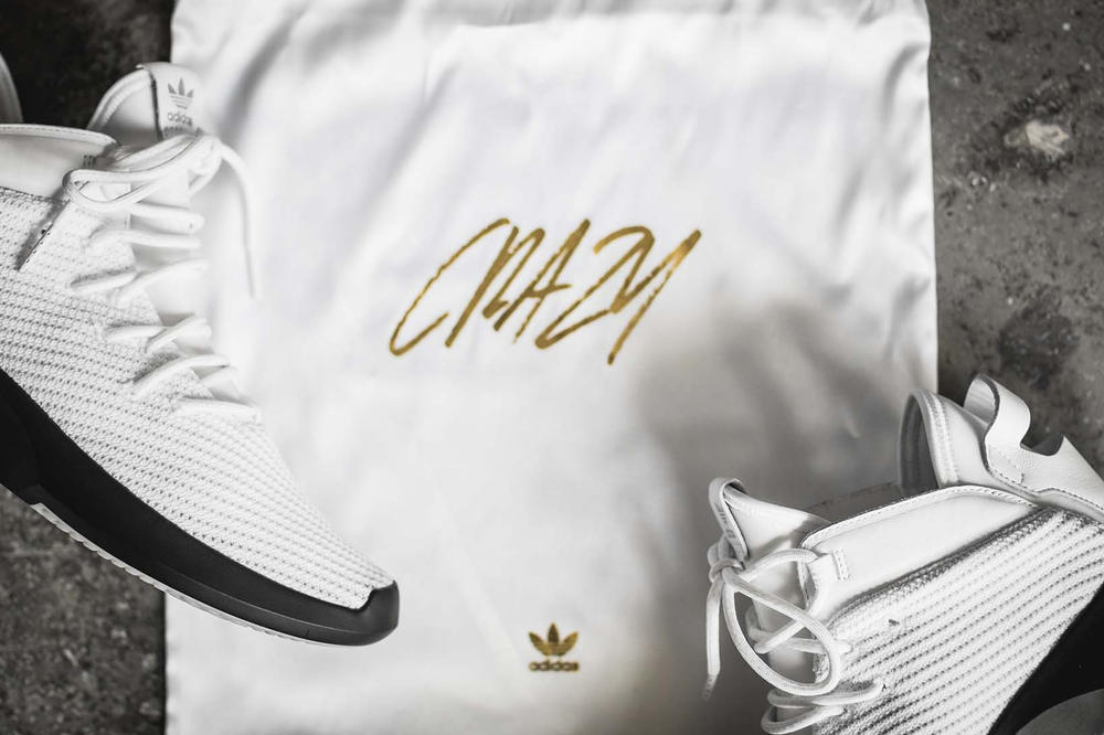 adidas Crazy 1 ADV white sneakers