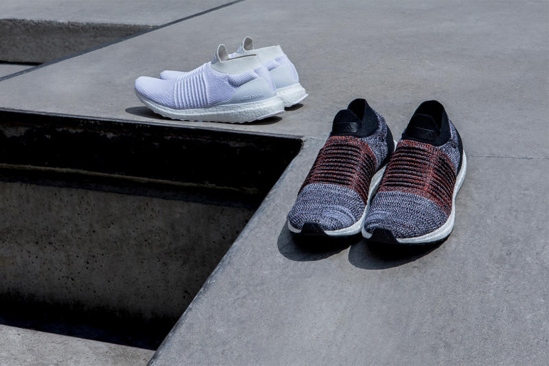 The adidas Laceless UltraBOOST Launches Next Month