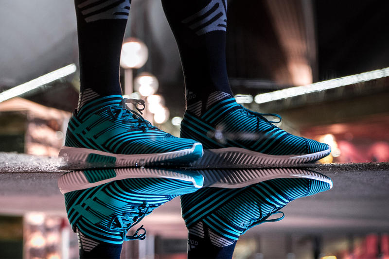 adidas Nemeziz Tango 17 1 Ocean Storm Blue Turquoise Yellow Football Soccer Lionel Leo Messi Sneakers Shoes Footwear Cleats 2017 July 28 Friday Release Date Info