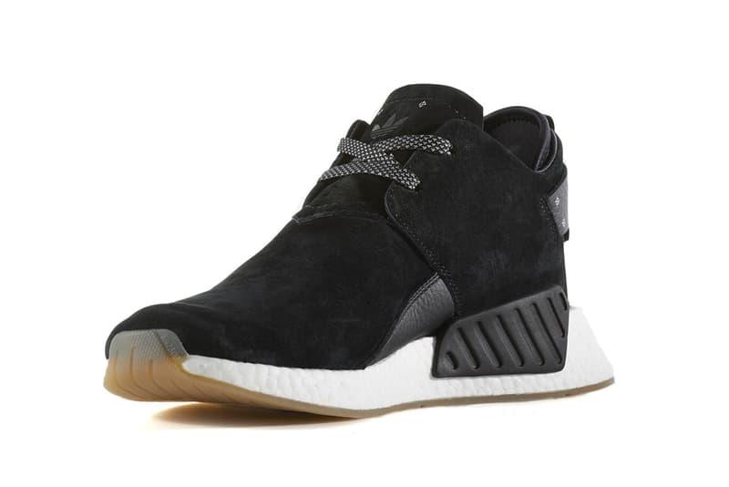 adidas originals CS2 Suede leather Light Brown Black Gum fall autumn winter winterized boost
