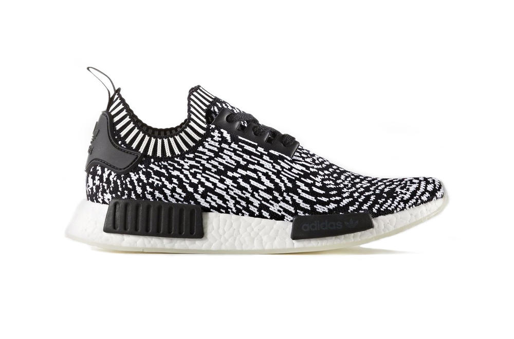 adidas NMD R1 PK Zebra Official Release Date Info 2017 August 17 Sneakers Shoes Footwear