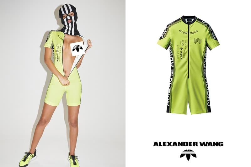 adidas Originals Alexander Wang Season 2 Drop 1 Bicycle Cycling Rave Neon Green Black Bike Messenger