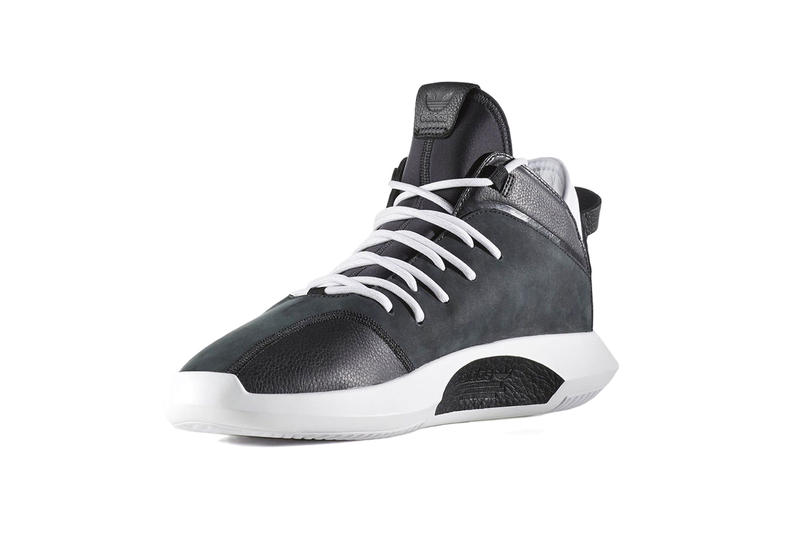40b5f2a5d9c9 adidas Originals Crazy 1 Black Grey White Kobe Bryant
