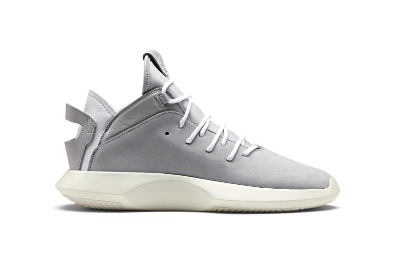 los angeles 0c414 5e195 adidas Originals Crazy 1 ADV Grey Off White Kobe Bryant Shoes Sneakers  Footwear 2017 August 5
