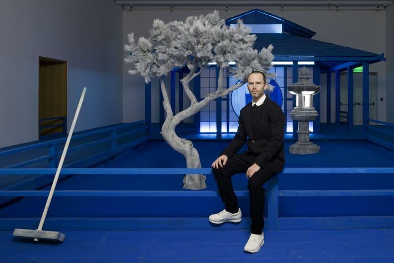 adidas Originals Daniel Arsham Hourglass Future Relic Art Artwork Exhibit Installation Immersive Experience Movies Videos Documentaries