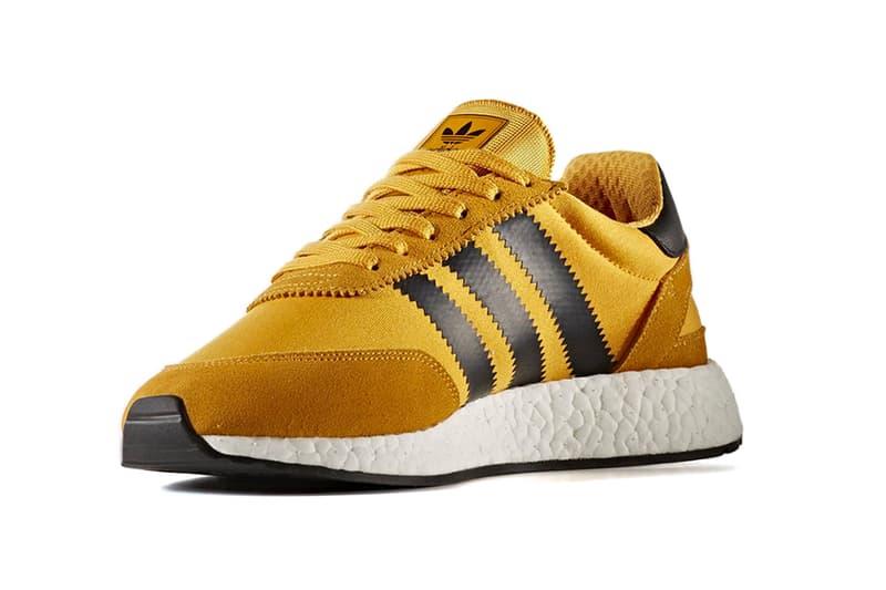"""adidas Originals Iniki BOOST Runner """"Goldenrod"""""""