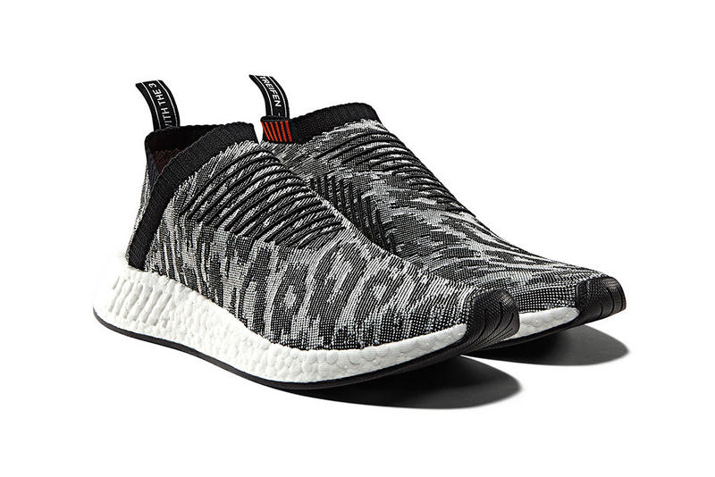 adidas Originals NMD R1 R2 City Sock Footwear Sneakers Running Shoes summer fall 2017 july august