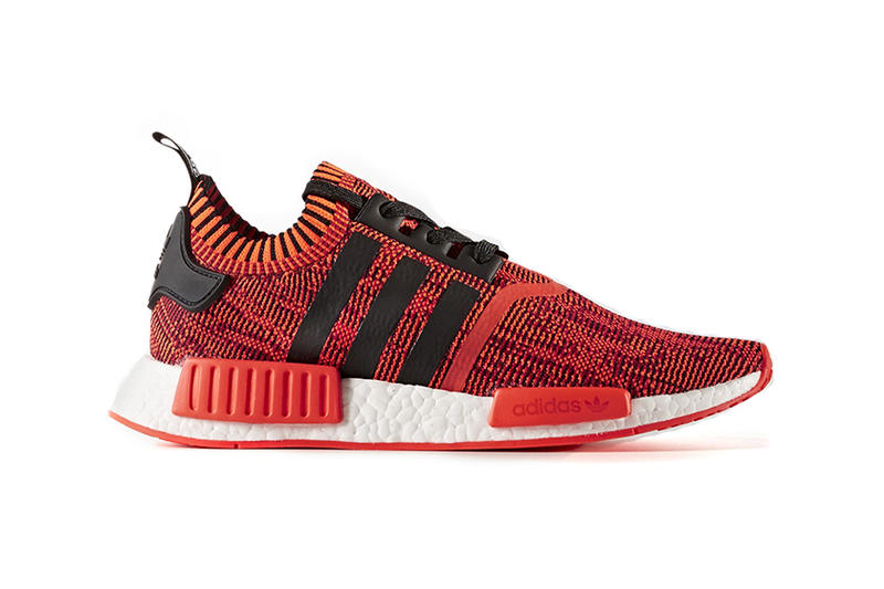 adidas Originals NMD R1 Primeknit Red Apple 2.0