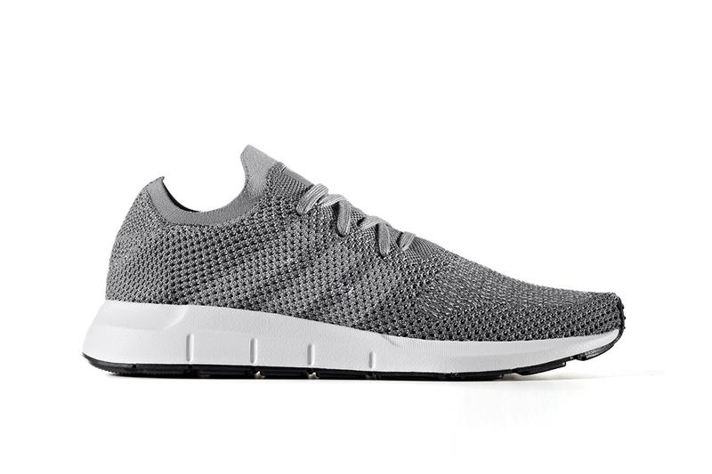 check out c67d3 f9618 adidas Originals Swift Primeknit Grey gray white black release information  date price retail