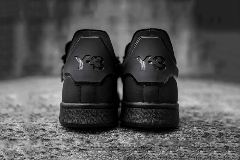 adidas Y-3 Stan Zip Triple Black