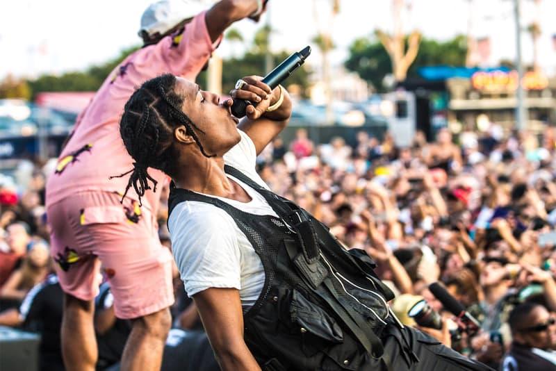 Agenda Tradeshow Long Beach 2017 Summer Recap ASAP Rocky Tyler The Creator Ludacris California Stage