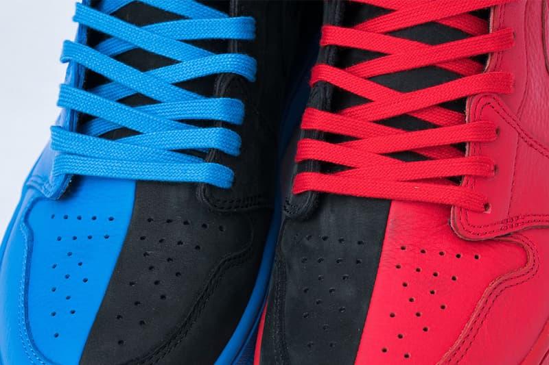 separation shoes 7564b 9df42 Air Jordan 1 Retro High Quai 54 Friends & Family | HYPEBEAST