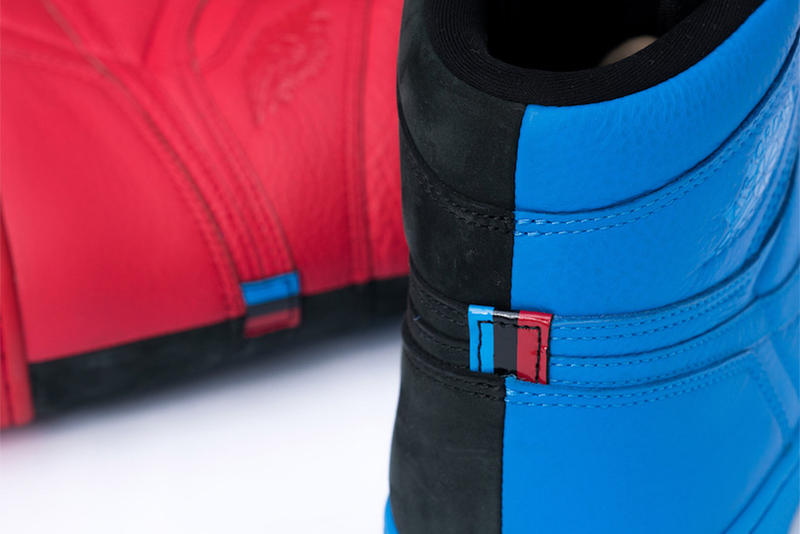 b43c97e468c5 Air Jordan 1 Retro High OG Quai 54 Friends Family sneaker sneakers shoes  shoe kicks paris
