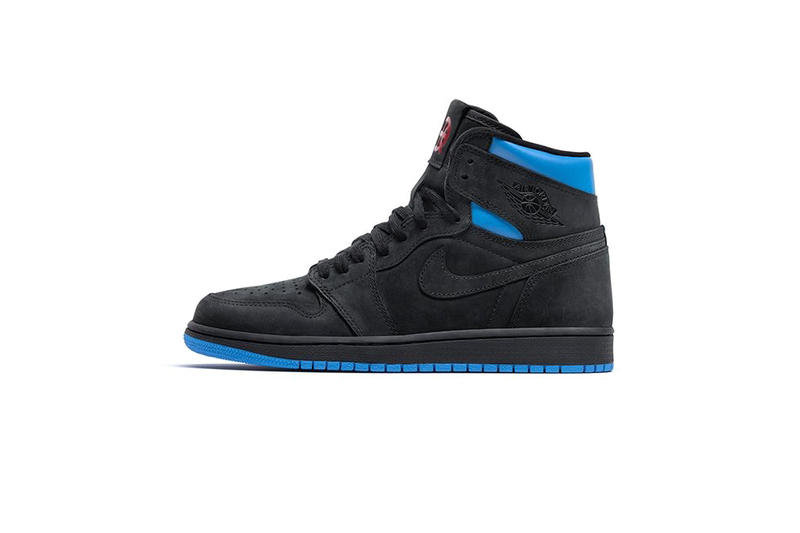 ea7ef4d35a79 Air Jordan Retro 1 OG High Quai 54 Colorway Paris France Sneakers