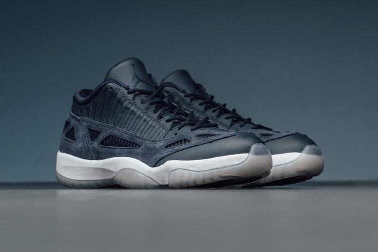 detailed look b8998 5b66c The Air Jordan 11 Low IE Makes a Return Later This Month · Footwear