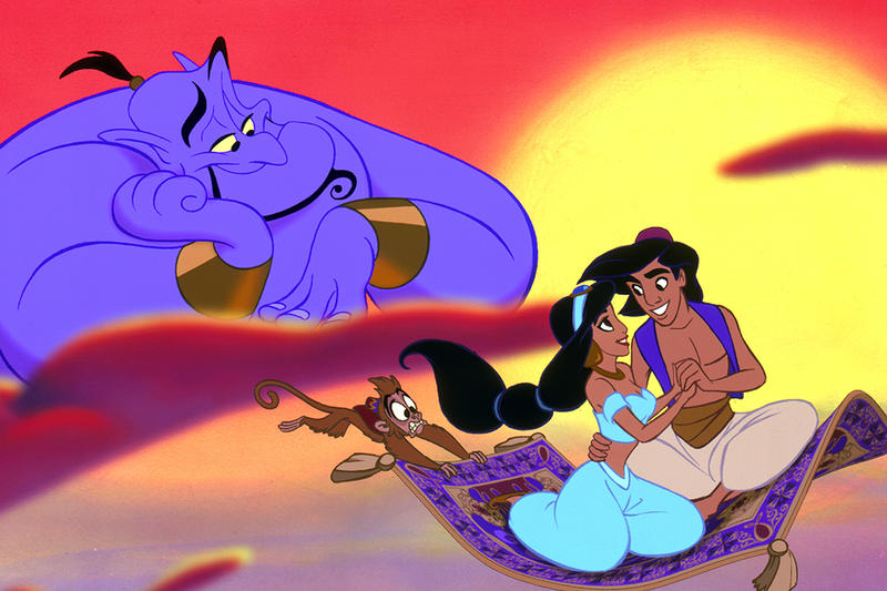 Aladdin Live Action Cast