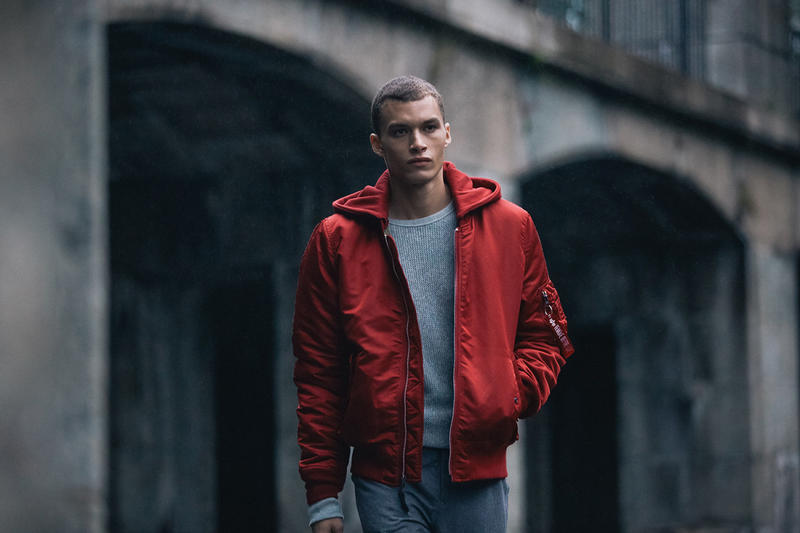 Alpha Industries 2017 Fall Winter Collection Lookbook