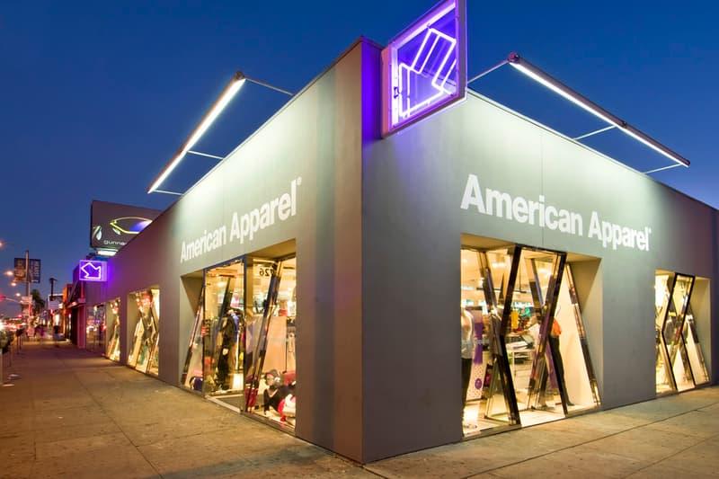 American Apparel Store Brand
