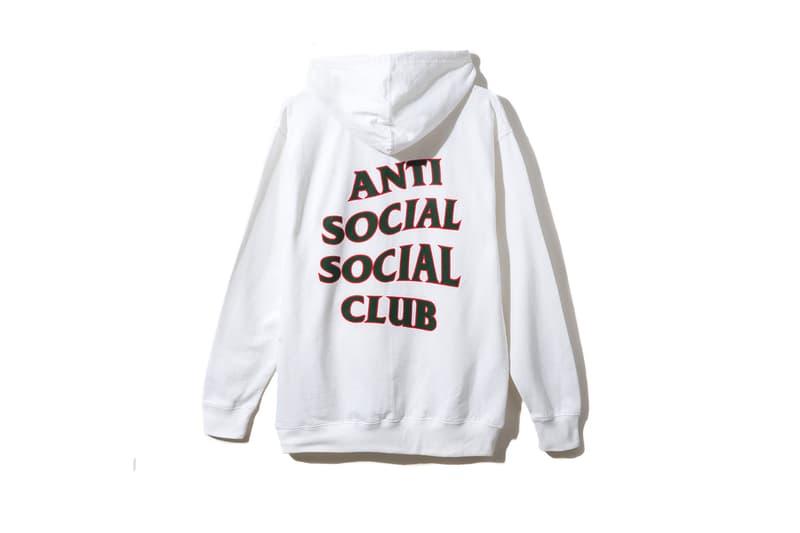 Anti Social Social Club 2017 Fall/Winter Collection