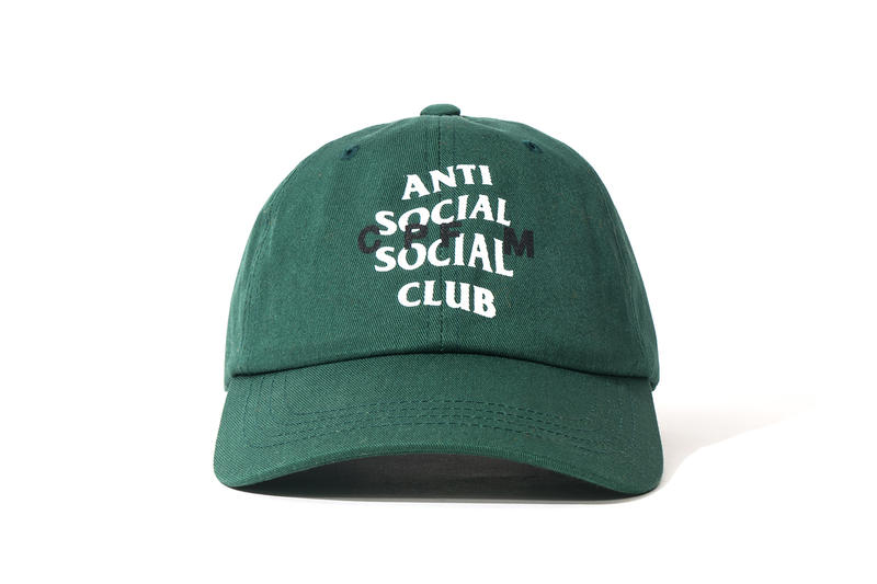 Anti Social Social Club Cactus Plant Flea Market Collection