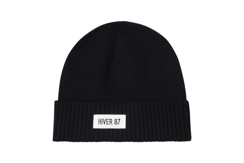 "A.P.C. ""HIVER 87"" 30th Anniversary Products"